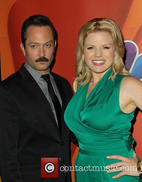 Thomas Lennon and Megan Hilty 7