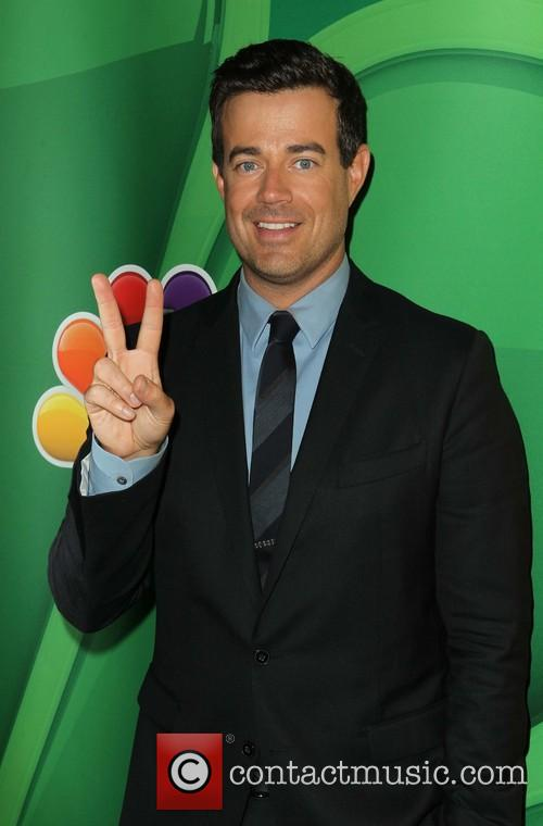 Carson Daly, Beverly Hilton Hotel