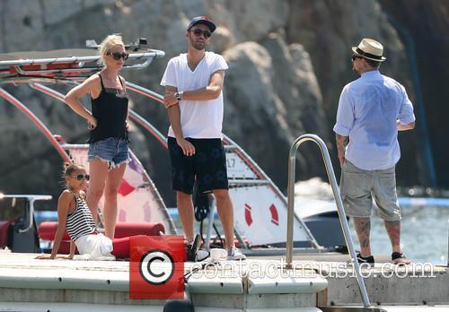 Joel Madden and Nicole Richie 4