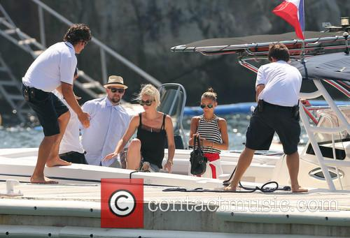 Joel Madden and Nicole Richie 5