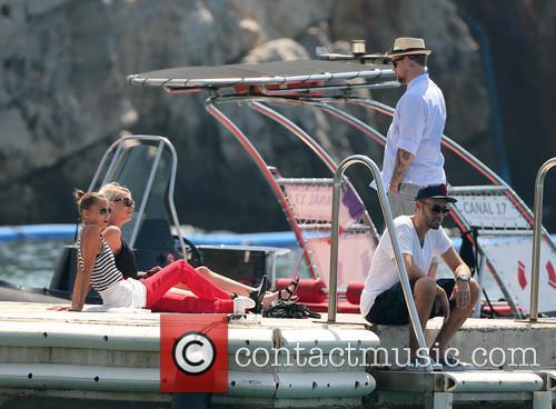 Joel Madden and Nicole Richie 7