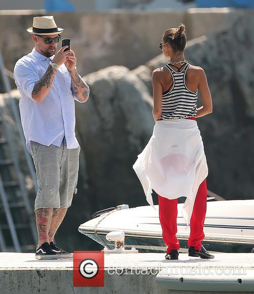 Joel Madden and Nicole Richie 8