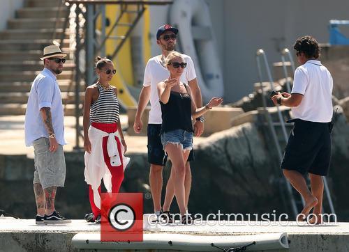 Joel Madden and Nicole Richie 13