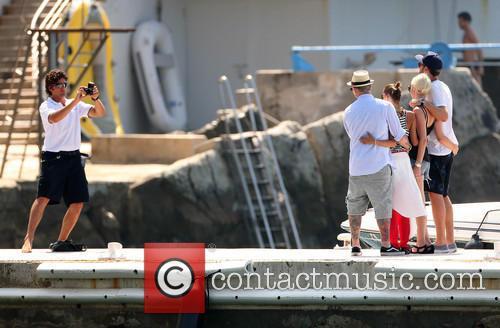 Joel Madden and Nicole Richie 14