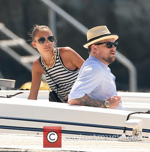 Joel Madden and Nicole Richie 15