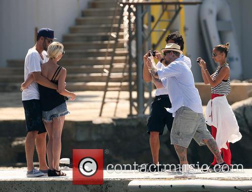 Joel Madden and Nicole Richie 17