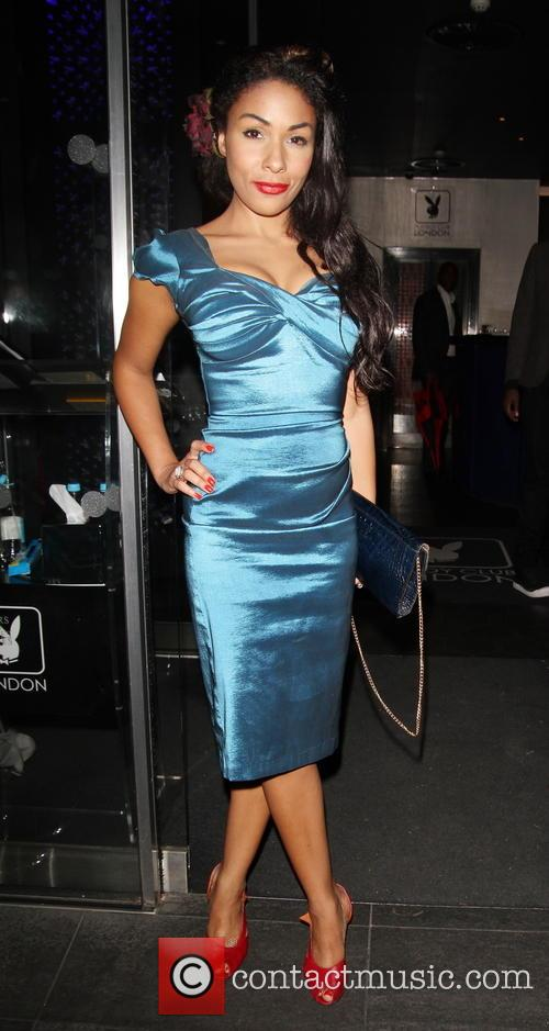 Playboy Club London celebrities