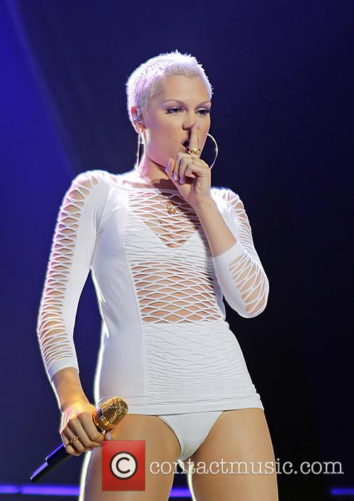 Jessie J and Jessica Ellen Cornish 22