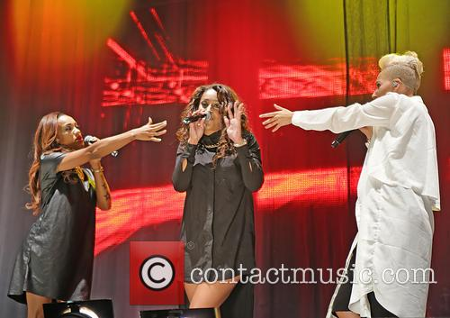 Stooshe, Karis Anderson, Alexandra Buggs and Courtney Rumbold 6