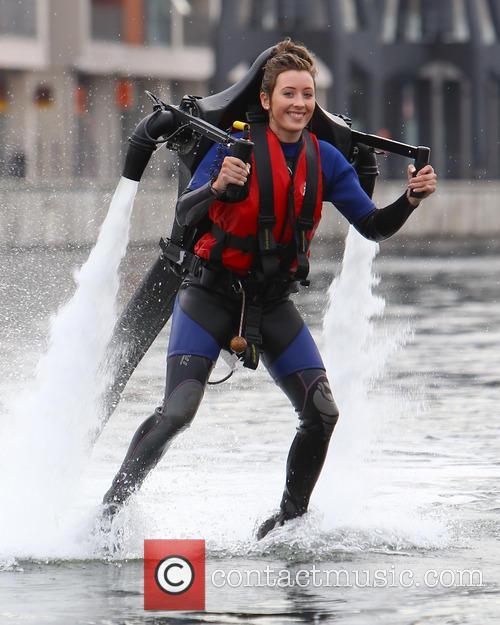 jade jones 2013 virgin london triathlon at 3783402