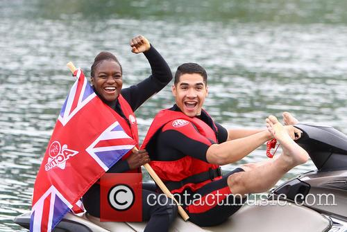 Nicola Adams and Louis Smith 8