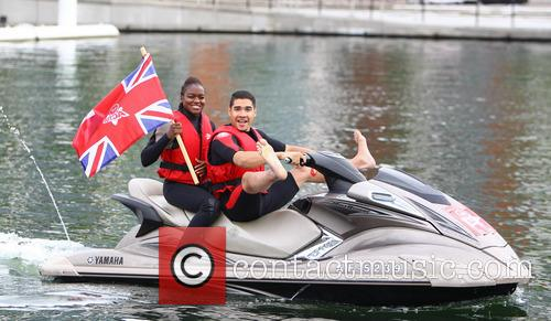Nicola Adams and Louis Smith 9