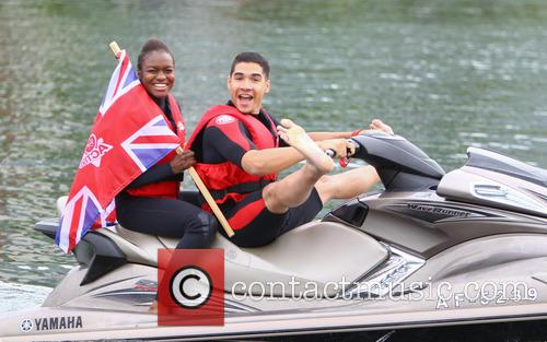 Nicola Adams and Louis Smith 10