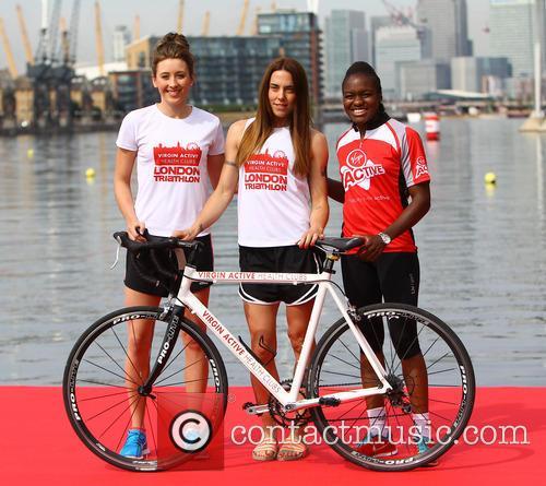 Jade Jones, Nicola Adams and Melanie Chisholm 2