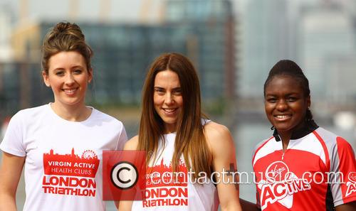 Jade Jones, Nicola Adams and Melanie Chisholm 4