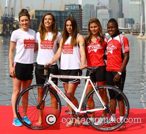 Jade Jones, Nicola Adams, Melanie Chisholm, Charlie Webster and Zoe Hardman 10