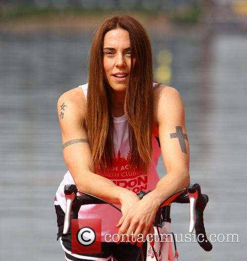 Melanie Chisholm, Virgin London Triathlon