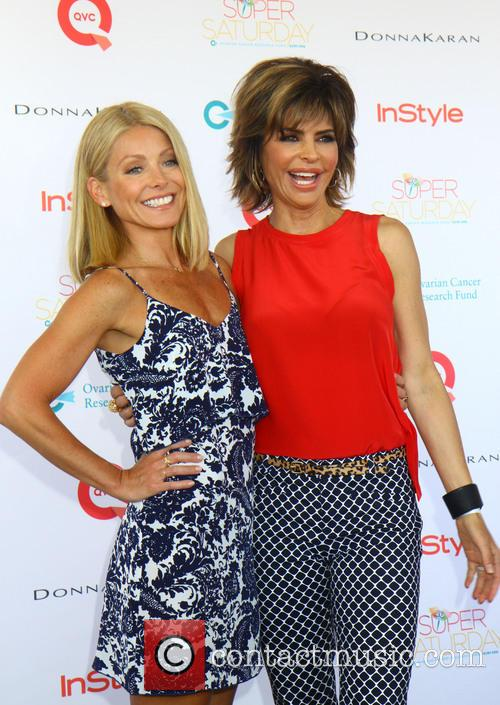Kelly Ripa and Lisa Rinna 1