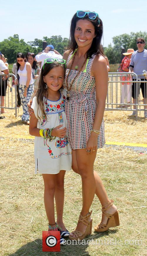 Shoshanna Lonstein and Sienna 3