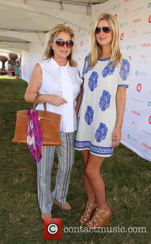 Kathy Hilton and Nicky Hilton 6