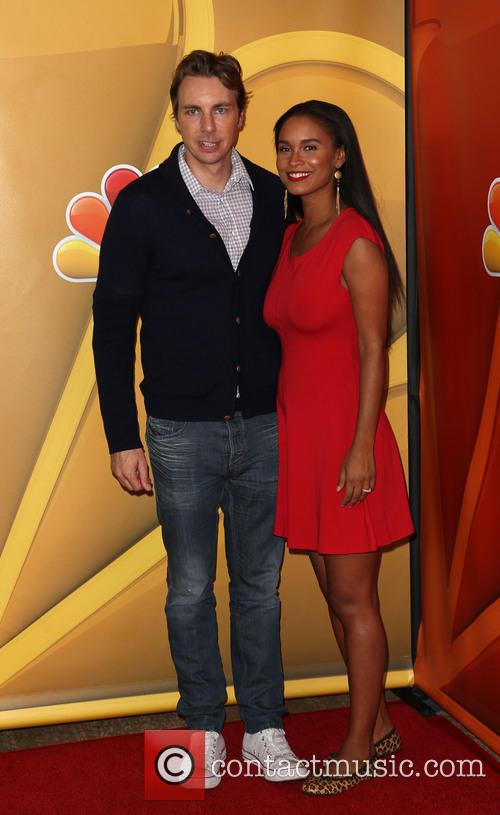 Dax Shepard and Joy Bryant 8