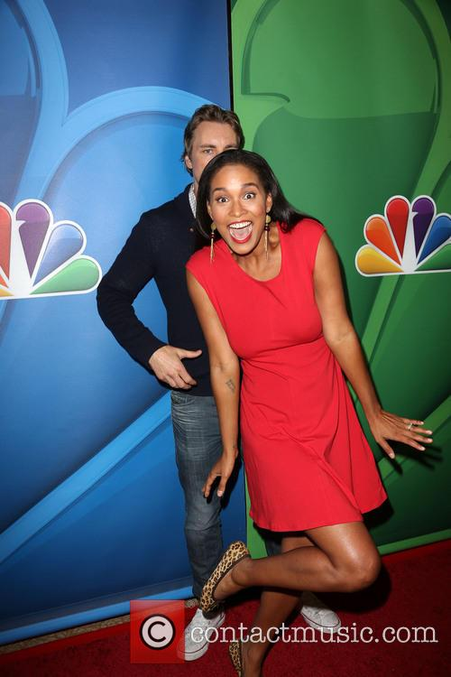 Dax Shepard and Joy Bryant 9