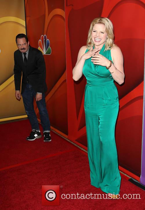 Thomas Lennon and Megan Hilty 8