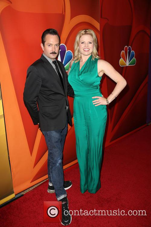 Thomas Lennon and Megan Hilty 9