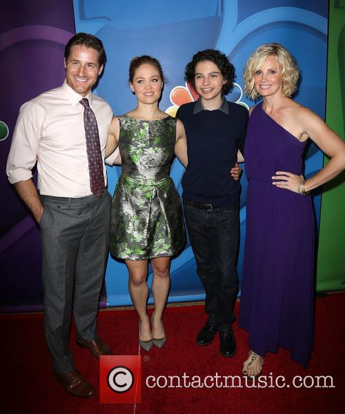 Sam Jaeger, Erika Christensen, Max Burkholder and Monica Potter 8