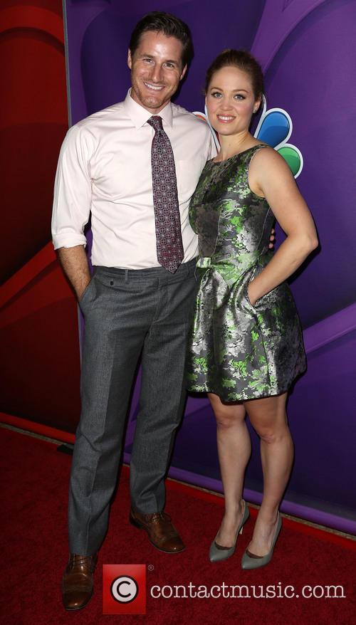 Sam Jaeger and Erika Christensen