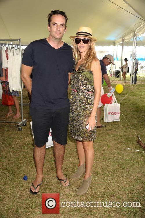 Manu Boyer and Kim Raver 2