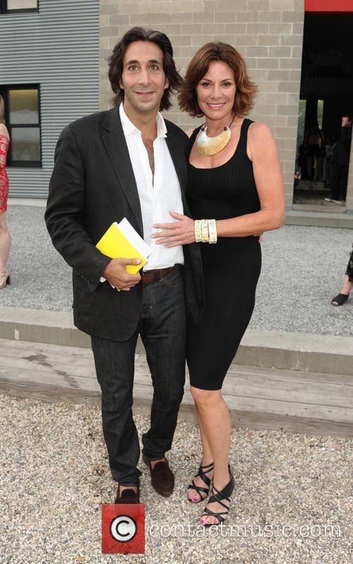 Rhony Jacques Azouley and Countess Luann De Lesseps 4