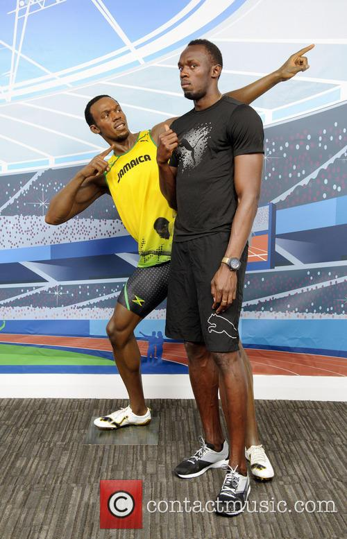 Bolt sees double as he meets his Madame...