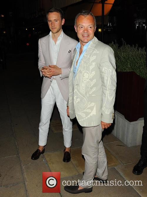 Graham Norton at Loulou's Private Club