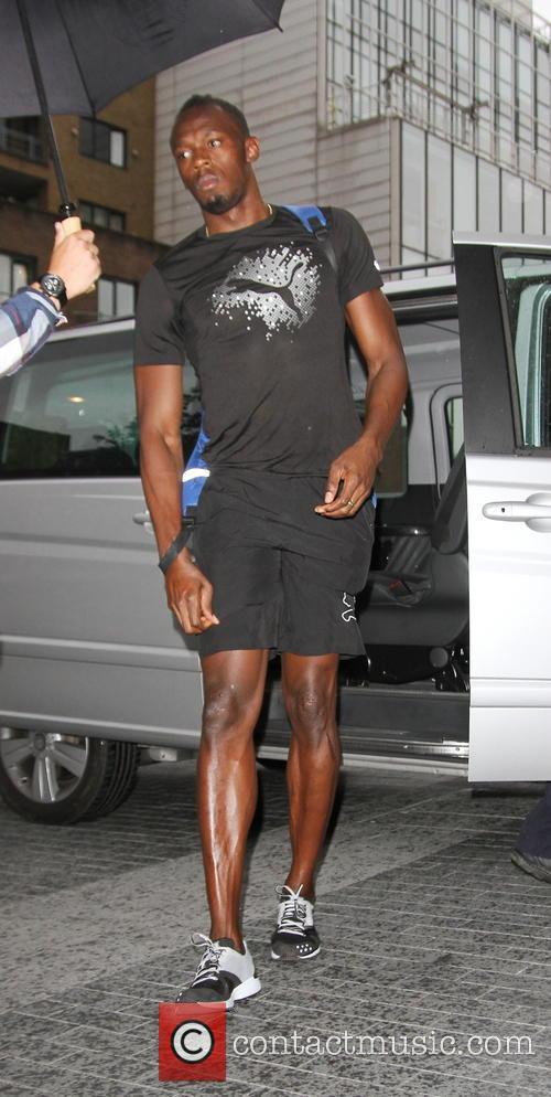 Usain Bolt 5