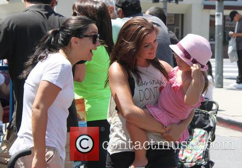 Ariel Winter and Shanelle Workman 1