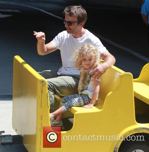 Breckin Meyer and Caitlin Willow Meyer 20