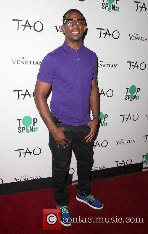 Chris Paul at TAO Nightclub
