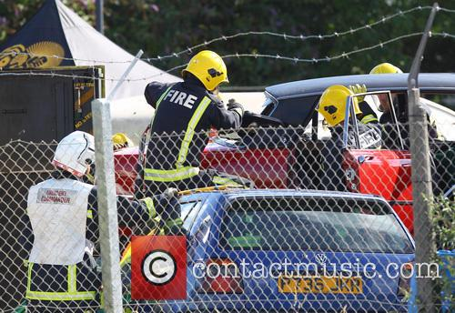 Atmosphere Eastenders car crash scene 27 Pictures Contactmusic