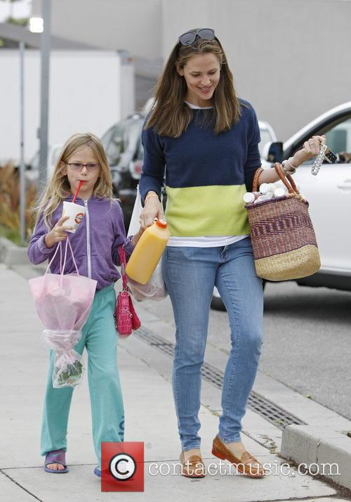 jennifer garner violet affleck jennifer garner and daughter 3786422