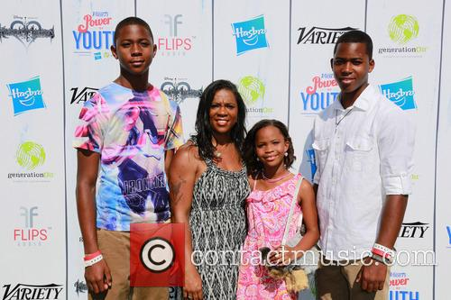 Quvenzhane Wallis and Family 5