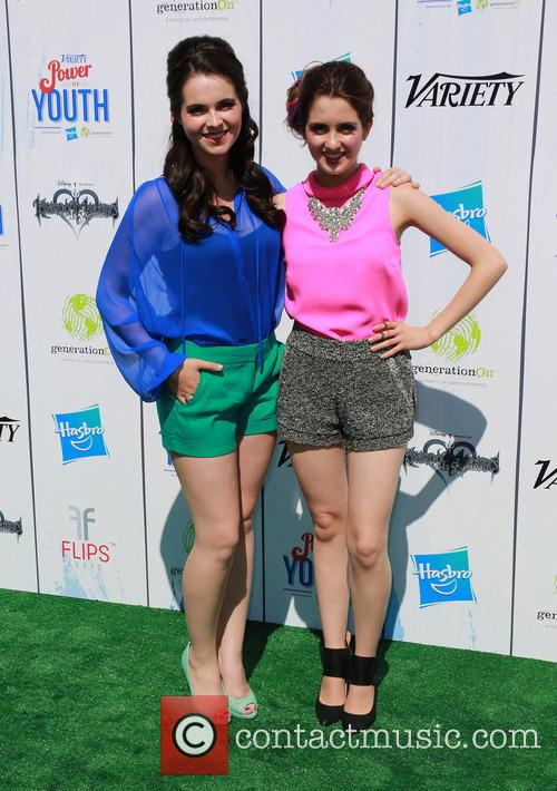 Vanessa Marano and Laura Marano 2