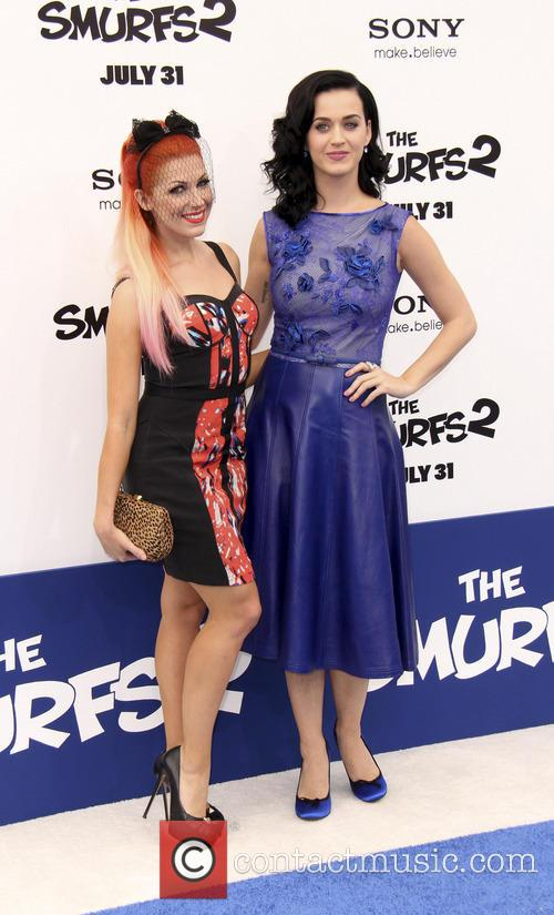 Bonnie Mckee and Katy Perry 11