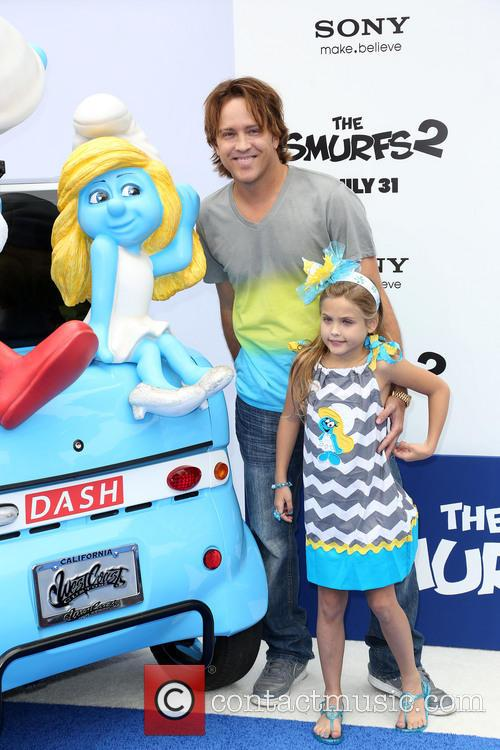 Larry Birkhead and Dannielynn Marshall 2