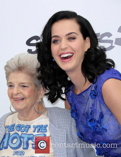 Ann Hudson and Katy Perry 2
