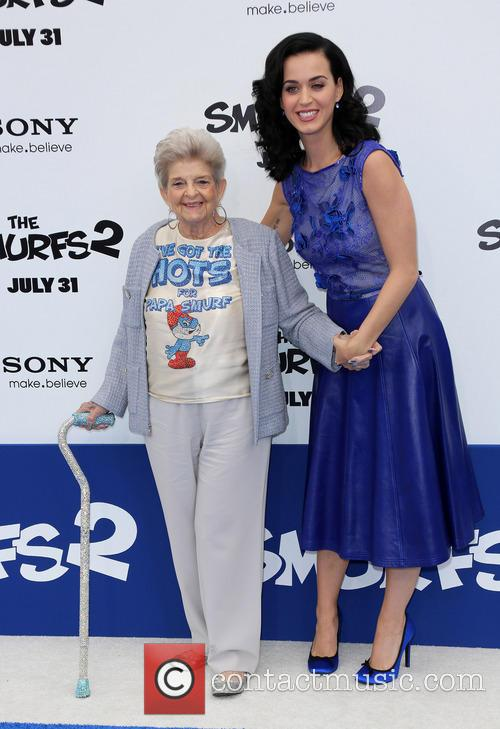 Ann Hudson and Katy Perry 3