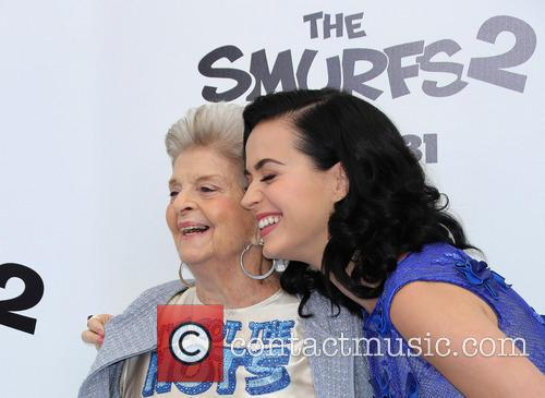 Ann Hudson and Katy Perry 5