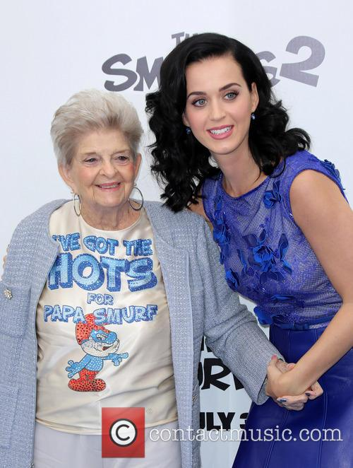 Ann Hudson, Katy Perry, Regency Village Theatre