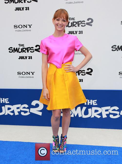 jayma mays the los angeles premiere of 3785857