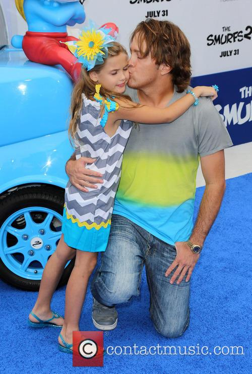 Larry Birkhead and Dannielynn Birkhead 3